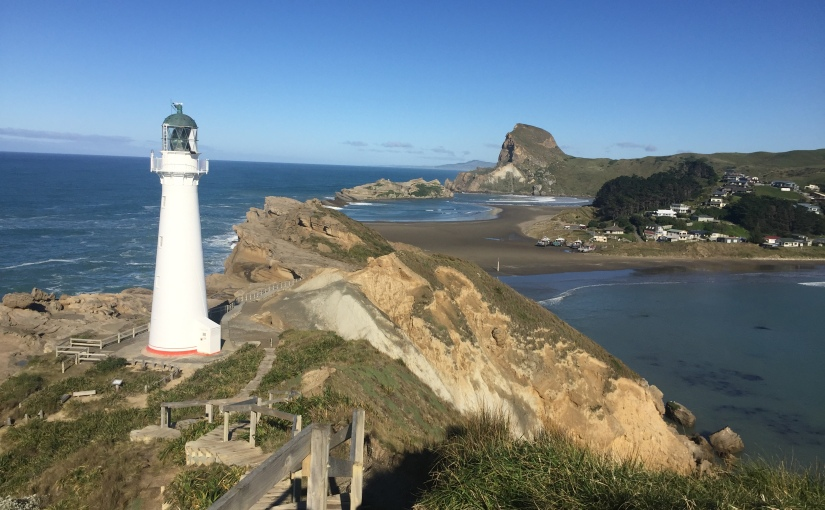 Favourite Places: Castlepoint, New Zealand