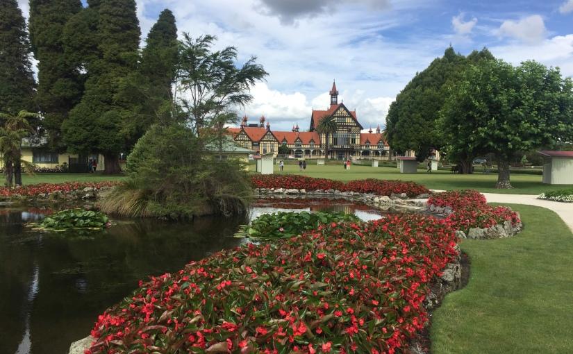 48 hours in Waikato: Rotorua & Waitomo,NZ